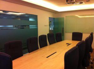 office renovation meeting room