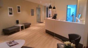 office renovation - dental clinic
